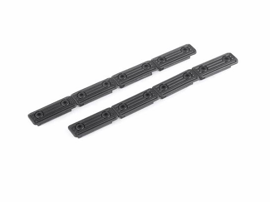 M-Lok Slot Cover, 2 pcs/set