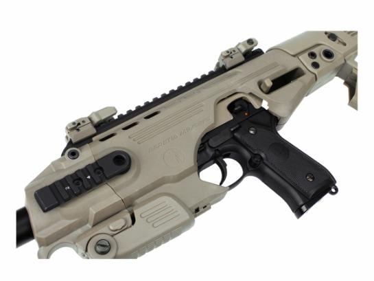 CAA - Airsoft RONI M9/M9A1 Conversion, Desert