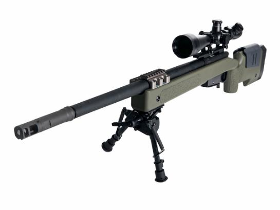 M40A5 Gas Sniper rifle, OD green