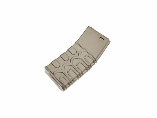 Magazine, AEG, T4 Tactical, 300rd, TAN