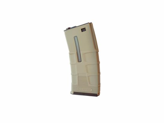 Magazine, AEG, T Tactical, 300rd, TAN