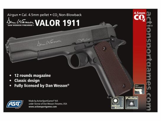 Dan Wesson VALOR 1911