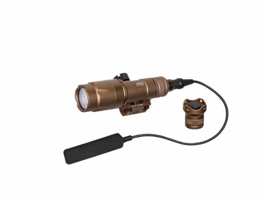 Strike Systems Flashlight, Tactical version, 280-320 lumens, Tan