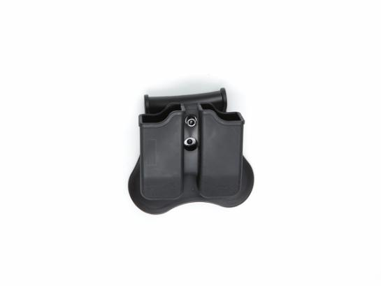 Double magazine polymer pouch, CZ P-09, CO2 mag.
