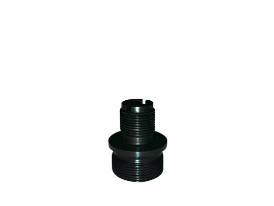 Adaptor, M40A3 & HUSH XL, 21mm to 14mm thread